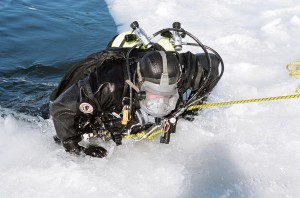Public Safety Ice Diving in Clinton, CT Feb. 21-24- hosted by Diver's Cove