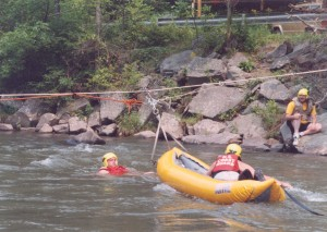 Swiftwater Surface Rescue Article – Catch Me If You Can by Butch Hendrick