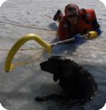 Spring Pre-planning for Surface Ice Rescue