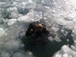 Technical Ice Diving