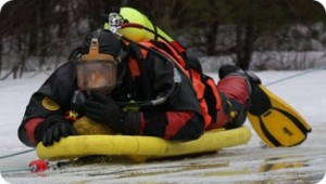 Video:  New Wave of Public Safety Ice Diving