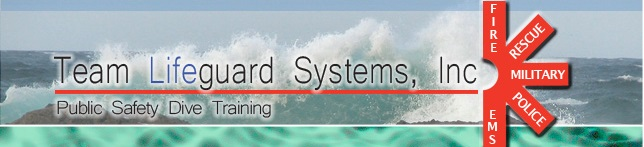 Team Lifeguard Systems - Public Safety Water Rescue Training and Equipment