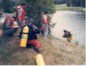 Public Safety Dive Training in Connecticut – May 4-7, 2017