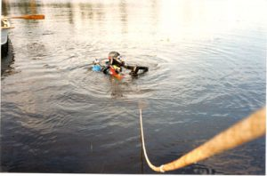 Public Safety Diving class (Rapid Deployment Search and Rescue/Recovery) in Massachusetts