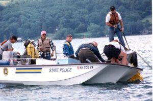 NJ – Large Area Search and Boat Operational Dive Training
