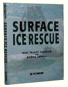 Surface Ice Rescue Book by Hendrick and Zaferes