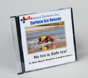 No Ice is Safe Ice! – Surface Ice Rescue Training Video