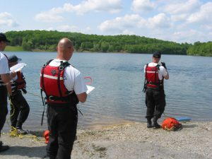 Mt. Pleasant, MI Underwater Forensic Investigations Workshop for everyone responding to outdoor aquatic scenes