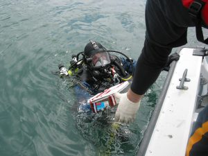 Mt. Pleasant, MI – Underwater Forensic Investigations Workshop for Dive Teams, Canine Teams, and Water Rescue Teams