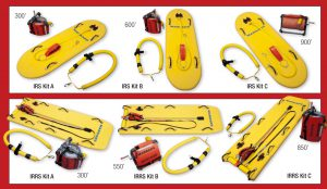 MARSARS Ice Rescue Extrication Sled and Shuttle Kits