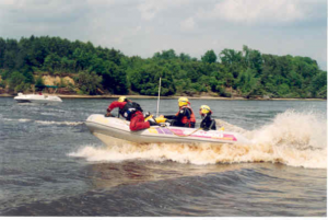NJ – Small Boat Rescue and Handling Training in Lyndhurst, NJ – 2 sessions in June 2021!