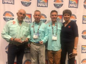 NAUI Awards 2020