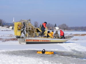 Upstate New York – Surface Ice Rescue Levels 1 and 2 Training